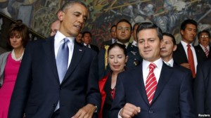 President Obama surprised many when talks on Mexico focused on economy and international relations, not drug violence
