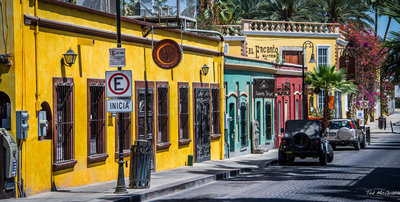 Is San Jose del Cabo Safe for vacation street view