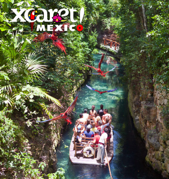 Xcaret River Ride Playa del Carmen Safety